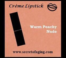 Warm Peachy Nude