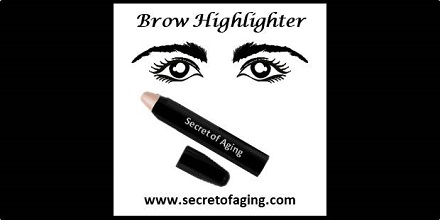 Brow Highlighter by Secret of Aging