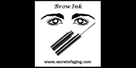 Brow Ink by Secret of Aging