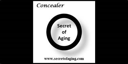Concealer by Secret of Aging