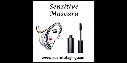 Sensitive Mascara by Secret of Aging