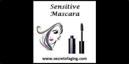 Sensitive Mascara by Secret of Aging