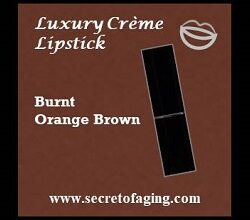 Burnt Orange Brown