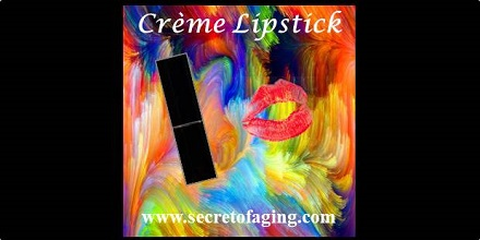 Creme Lipstick by Secret of Aging