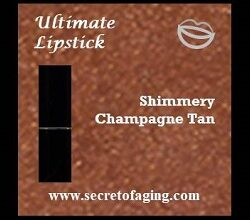 Shimmery Champagne Tan