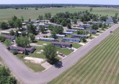 Northwoods Community Aerial