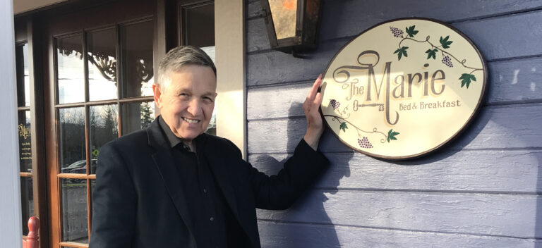 Our Visit with Dennis Kucinich