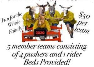 Oatman Bed Races 2020