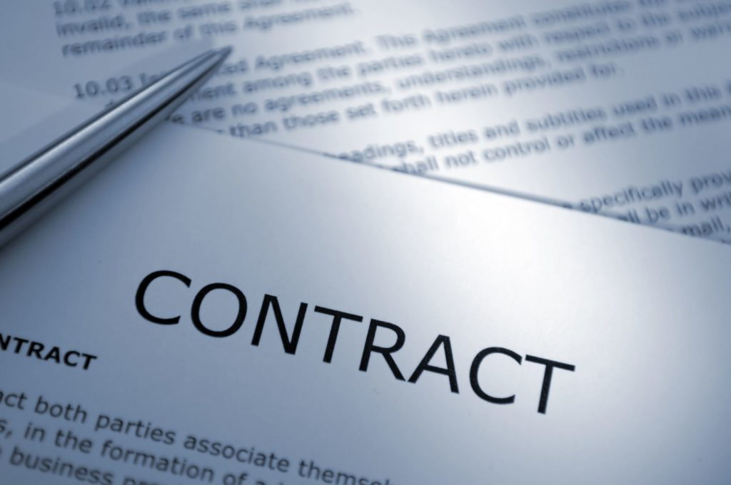 Contract Mediators