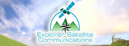 Explorer Satellite Communications