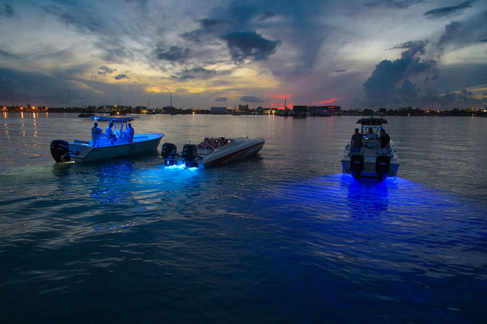 Lumishore Under Water Lights - Elec-Unlimited