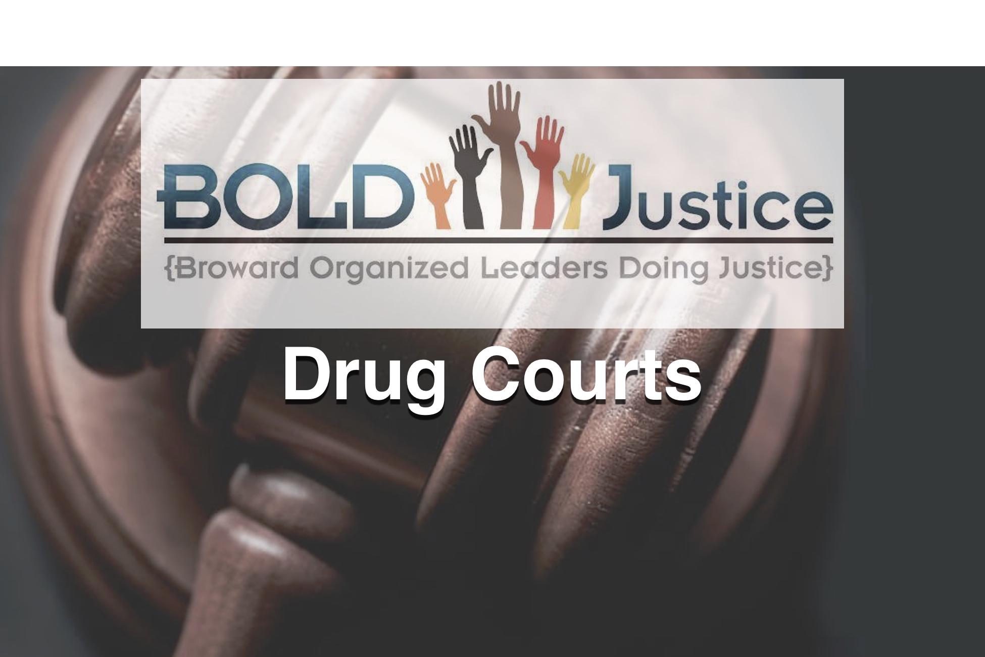 Drug Courts