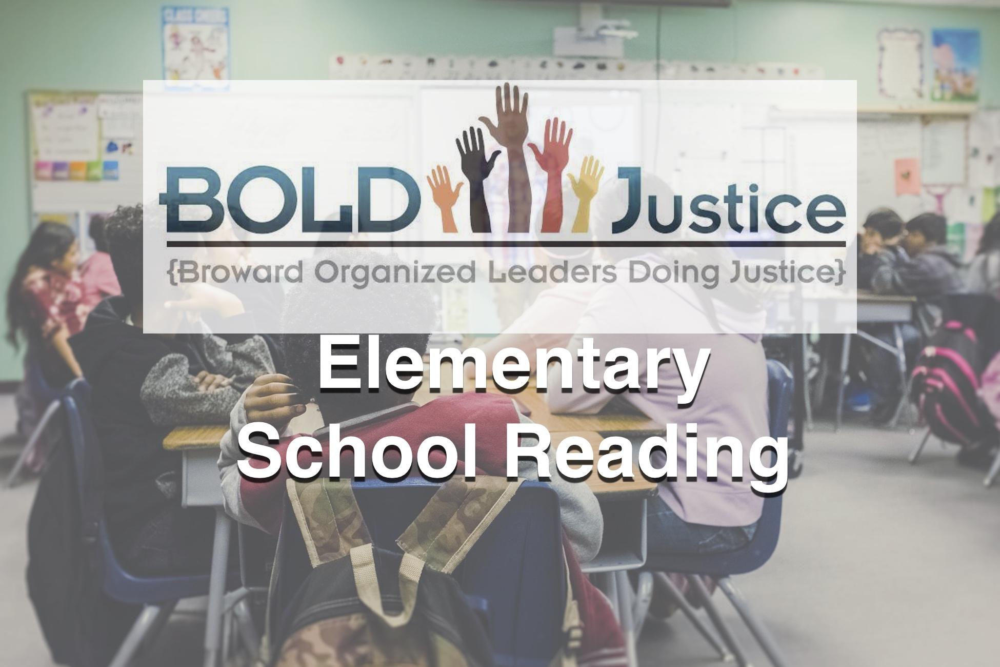 Elementary School Reading