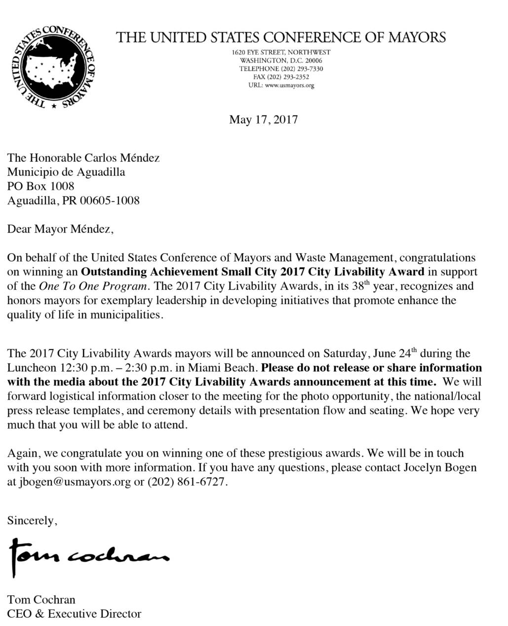 Microsoft Word - Aguadilla 2017 CLA Notification letter.docx