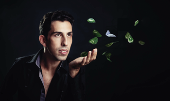 "Magician/Illusionist, Vitaly – ""An Evening of Wonders"""