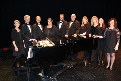 The Mahtomedi Music Faculty Concert