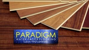 paradigm waterproof laminate vinyl