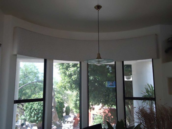 curved windows