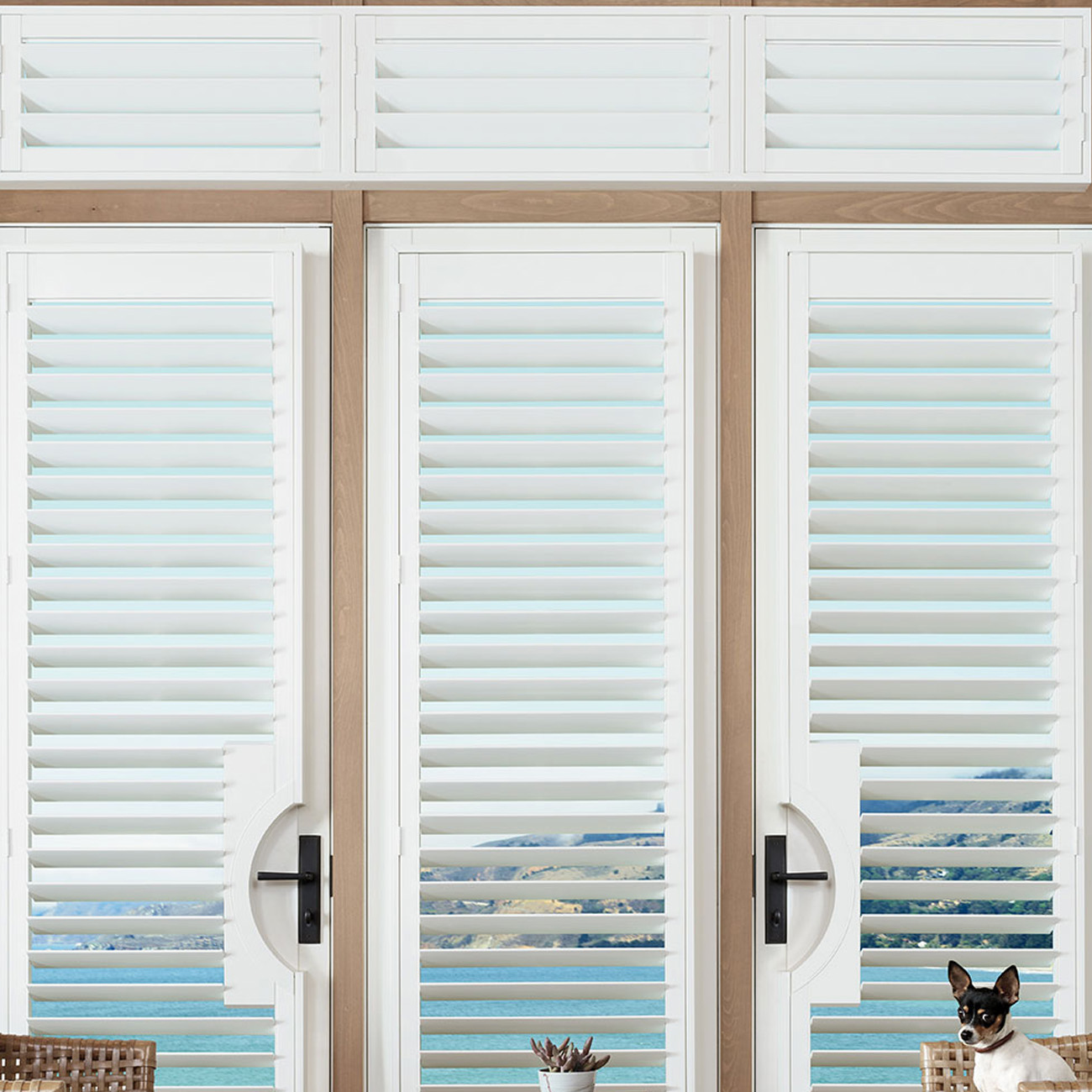 hunter douglass shutters window treatments in gilbert to get your home ready for summer