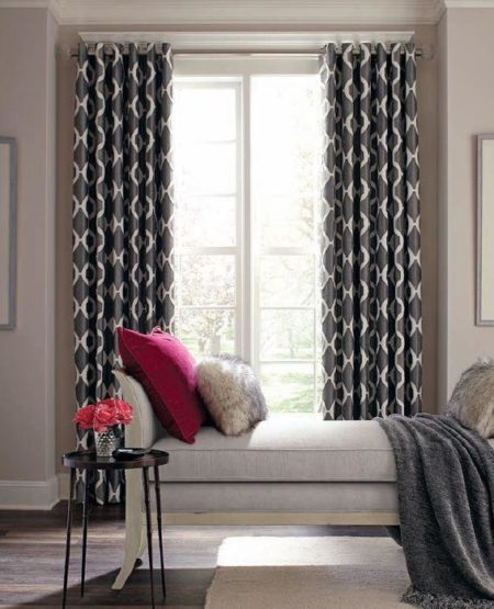 custom-made curtains in gilbert