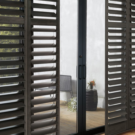 window treatments phoenix - NewStyle Hybrid Shutters