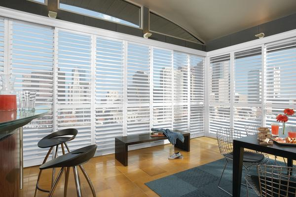 Wood Sliding Glass Door Shutters
