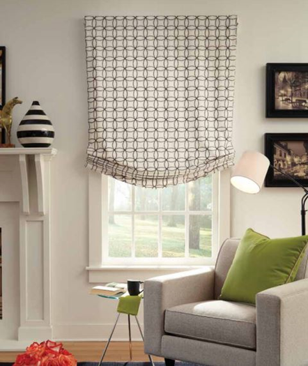 Roman Shades - RELAXED