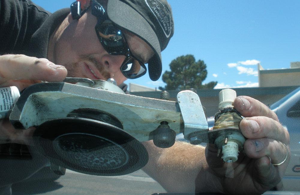 San Antonio Auto Glass Chip Repair Cracked Window Auto Glass