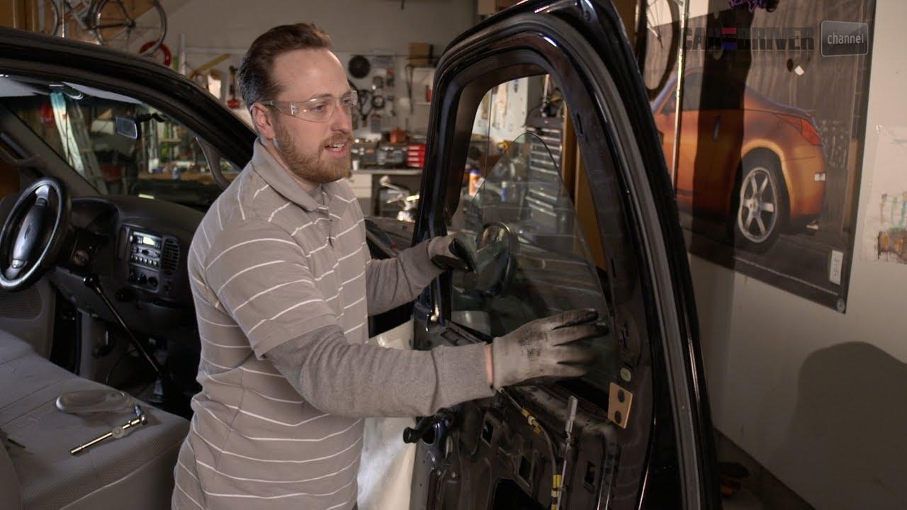 San Antonio Side Window Replacement Auto Glass