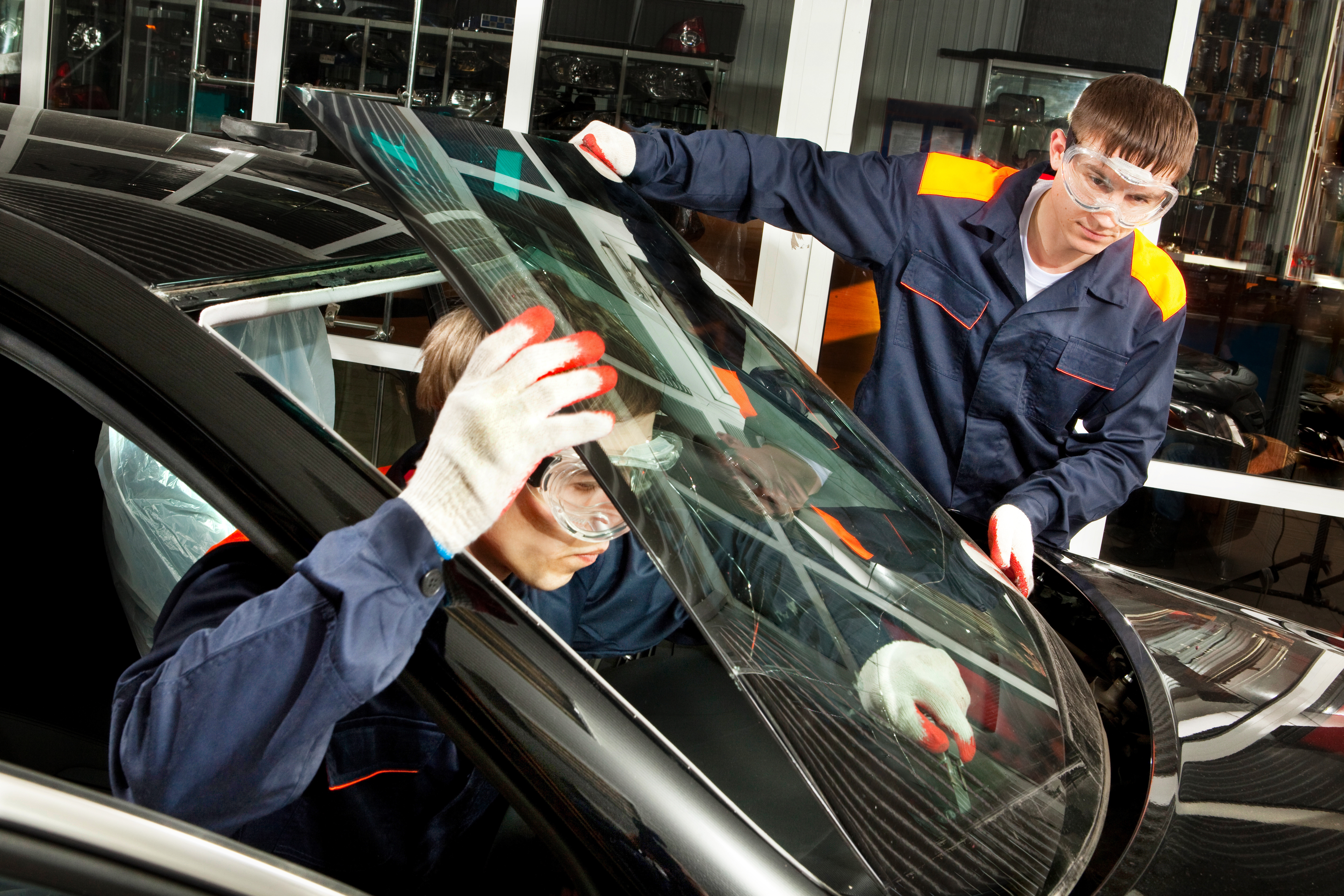 San Antonio Windshield Replacement Auto Glass Repair Shop