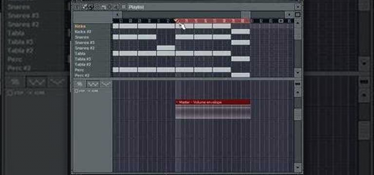 How To Make A Song Fade Out In FL Studio