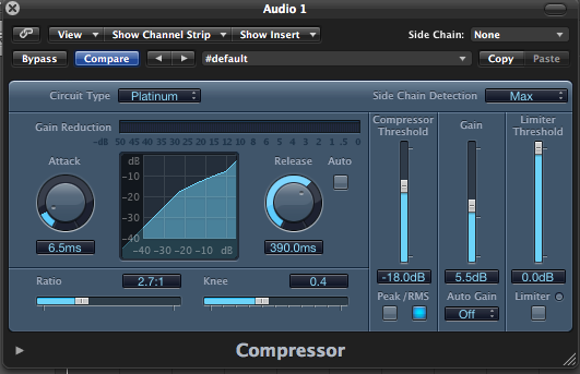 Audio Compressors Detailed And Explained (Part 1)