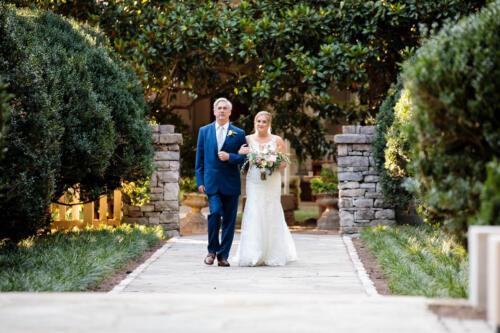 wedding ceremony path pics
