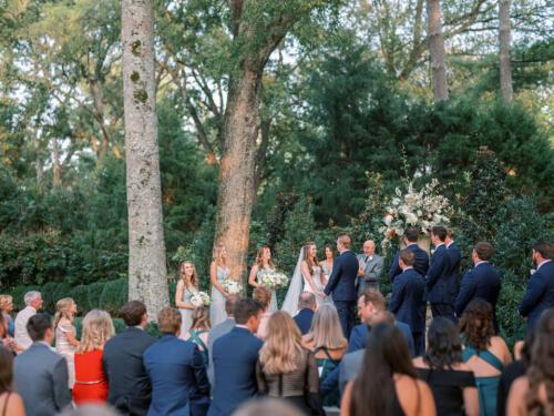 Belle Meade plantation wedding pic