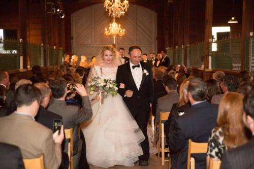 bridal barn photos ceremony