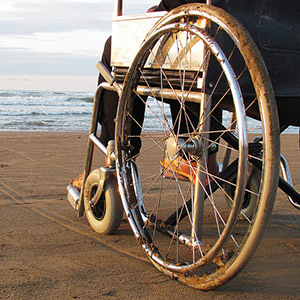 Legal assistance for persons with disabilities.