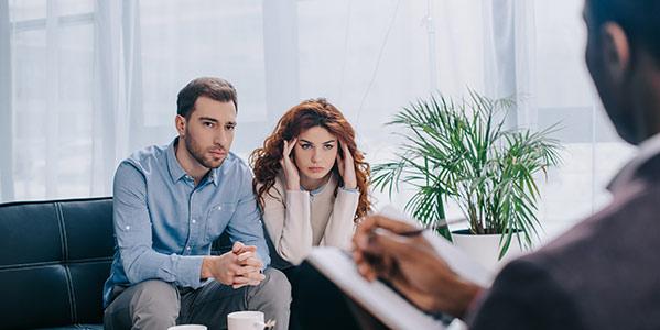 Divorce mediation process photo