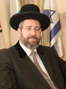 Rabbi David Baruch Lau