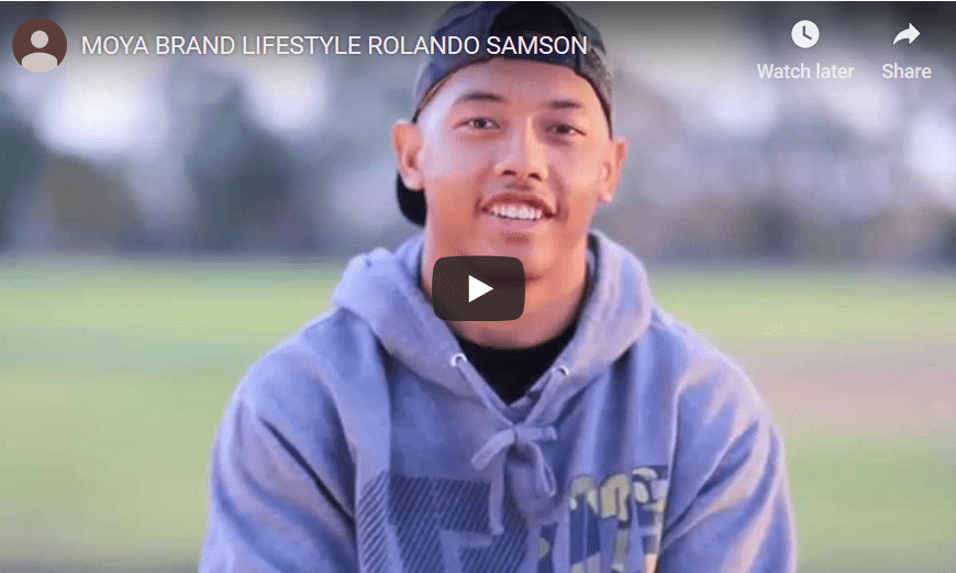 Rolando Samson Talks About His Goals and Balancing His Schedule