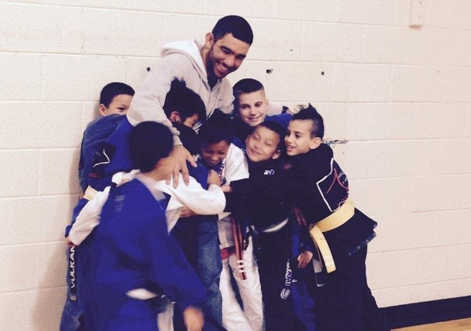 Protected: U.S. Grappling Kids Competition