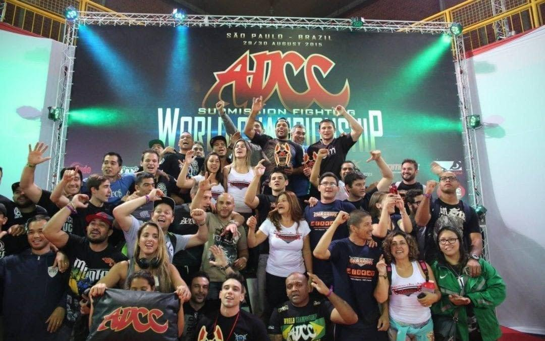 Great Results at ADCC 2015