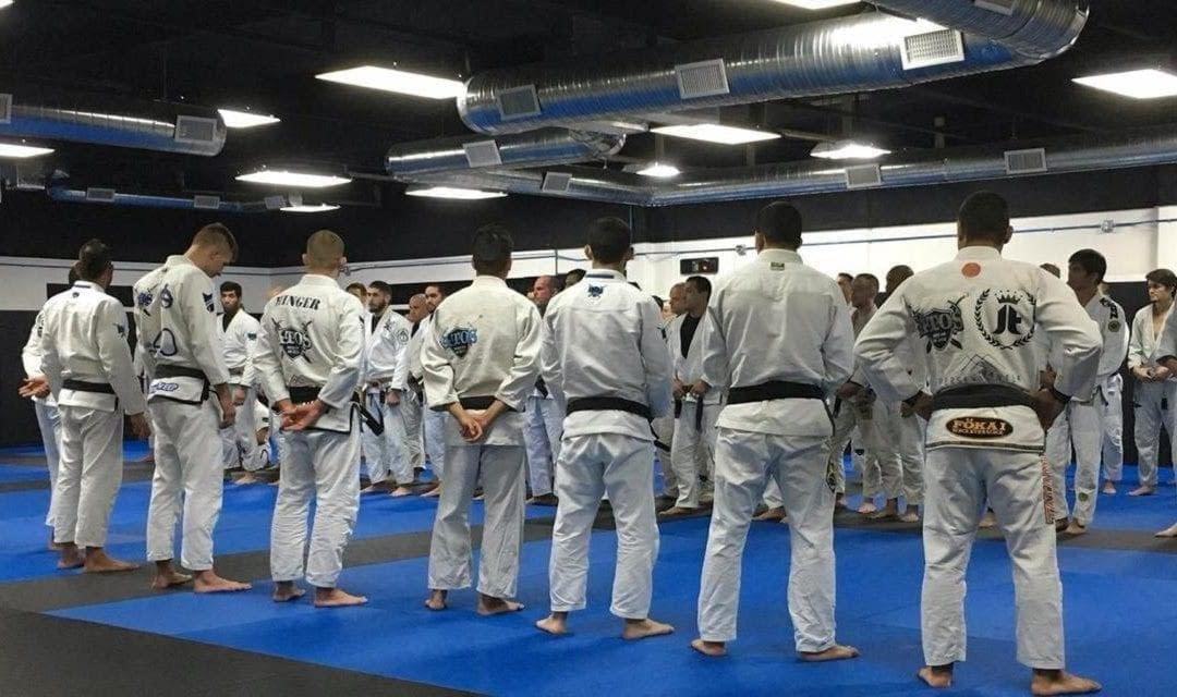 Atos Jiu Jitsu HQ Grand Opening and Training