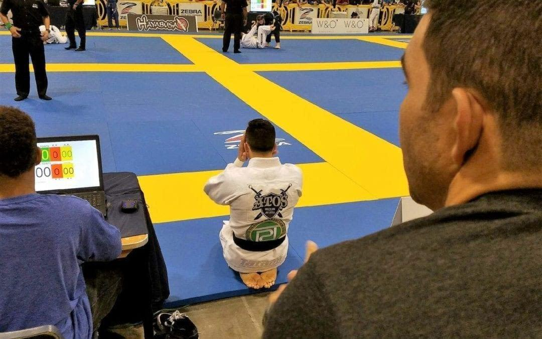First day of the IBJJF Atlanta Summer International Open