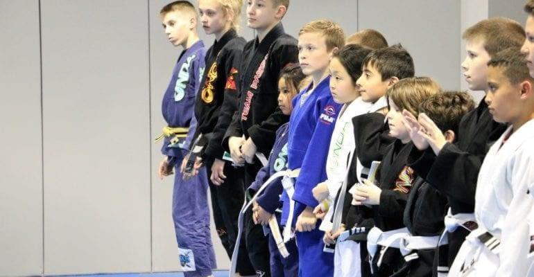 How Crying on the Mat Builds Character