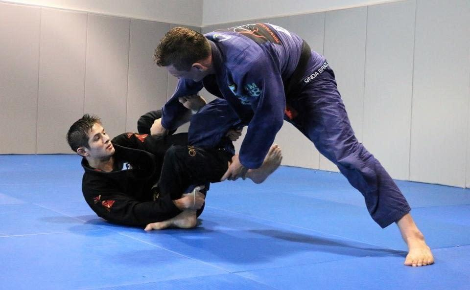 BJJ Tip: How to Catch Up When Your Opponent Gets Ahead