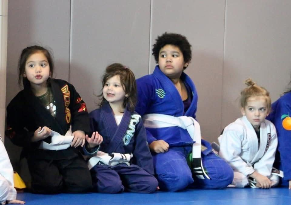 Kids Jiu Jitsu Summer Camp 6/25-29