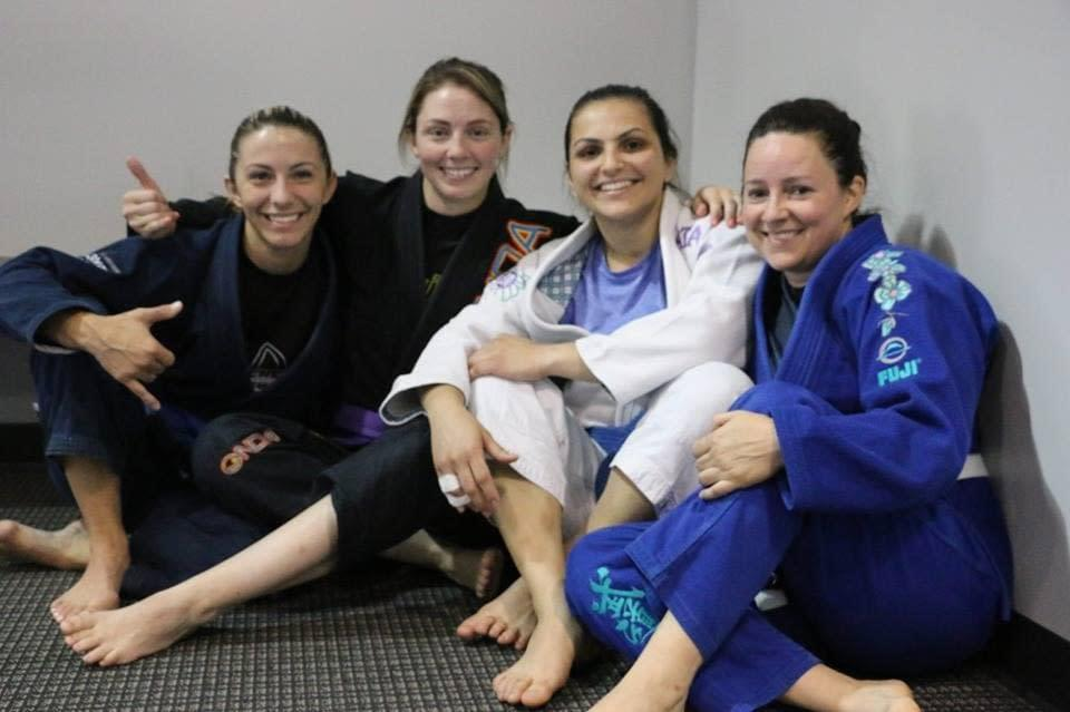 Women's BJJ Training Event 6/16
