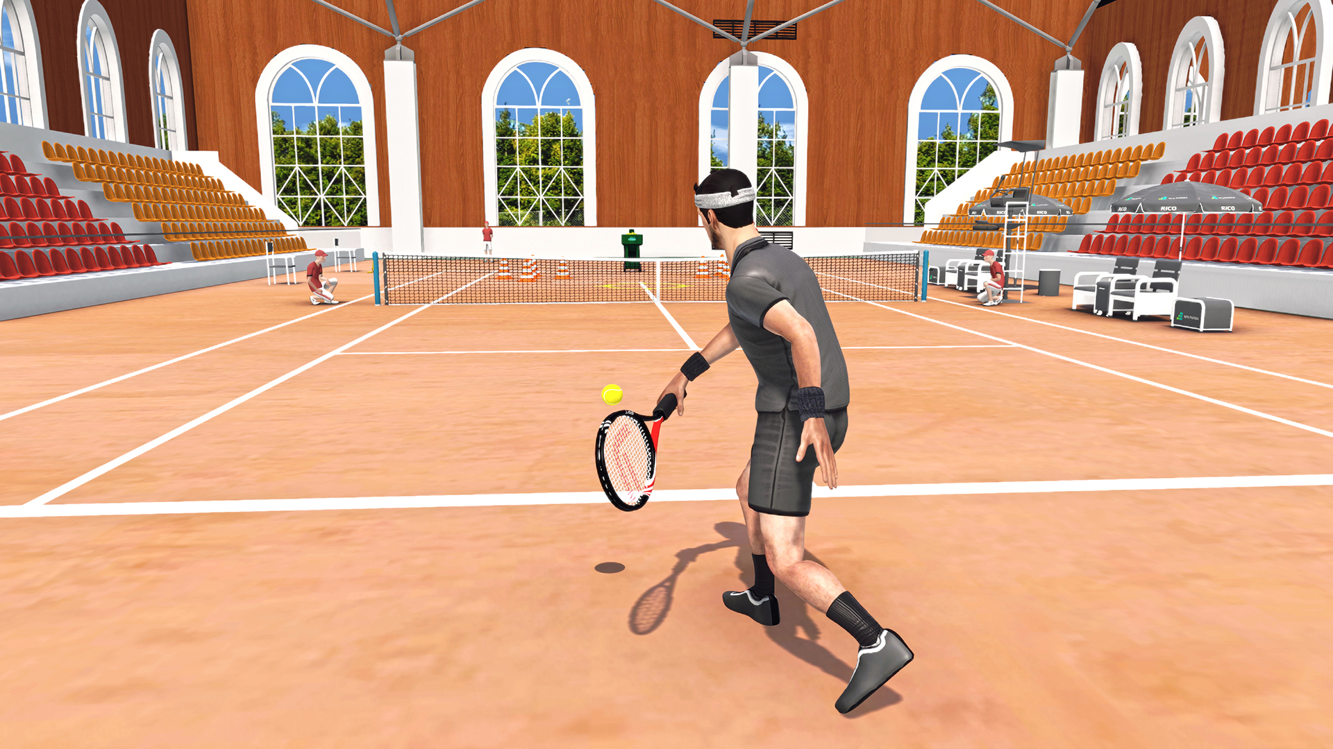 First Person Tennis – The Real Tennis Simulator