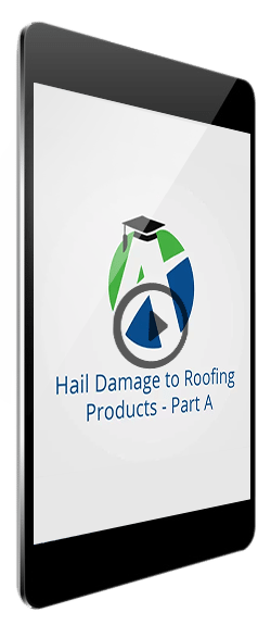 Alliance Roofing Informational Videos Ipad