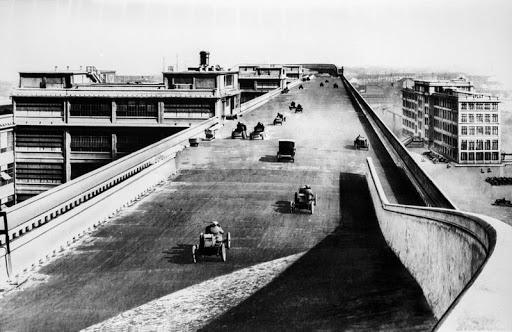 Lingotto Racing Track